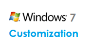 Win 7 Customization - © TechNorms