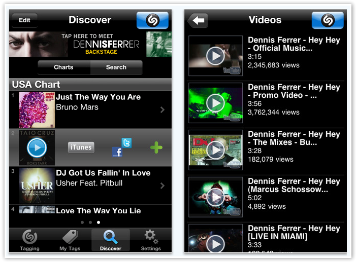 Top 10 of the best free iphone music apps social music for Iphone picture apps free