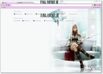 Final Fantasy - Lightning