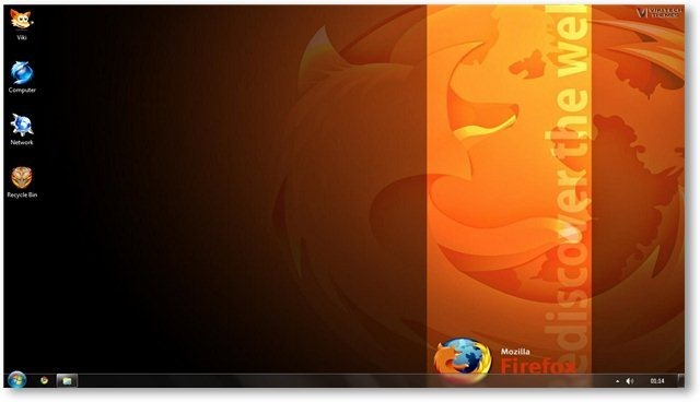 Firefox Wallpaper 08 - © TechNorms