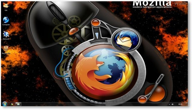 Firefox Wallpaper 20 - © TechNorms