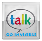 Go Invisible in Google Talk