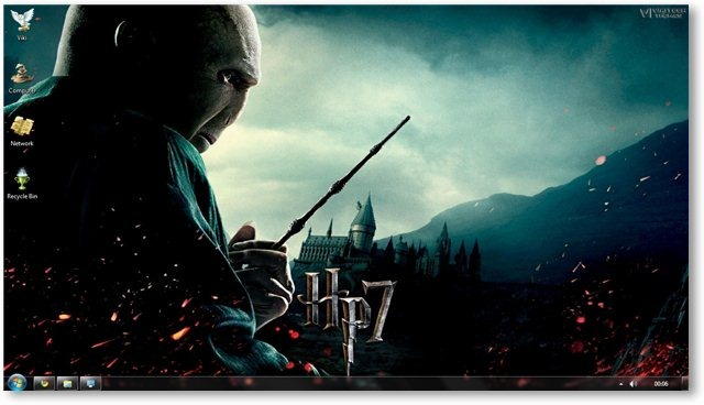 HP Deathly Hallows Wallpaper 05 - TechNorms