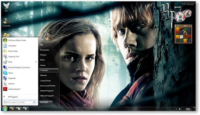 harry potter and the deathly hallows pc