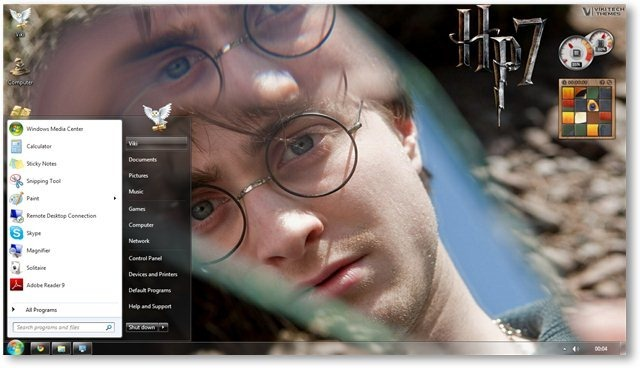 HP Deathly Hallows Wallpaper 19 - TechNorms