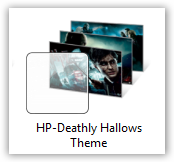 Harry Potter & The Deathly Hallows Theme