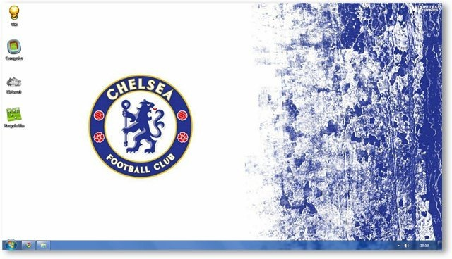 Windows 7 Themes Chelsea Fc Theme For Windows Sports Themes