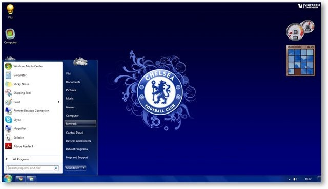 Chelsea Wallpaper 06 - TechNorms