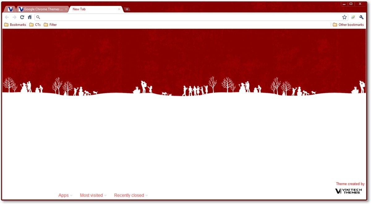 Joy Of Christmas Theme by TechNorms.