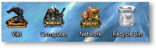 World of Warcraft Icons 03 - TechNorms