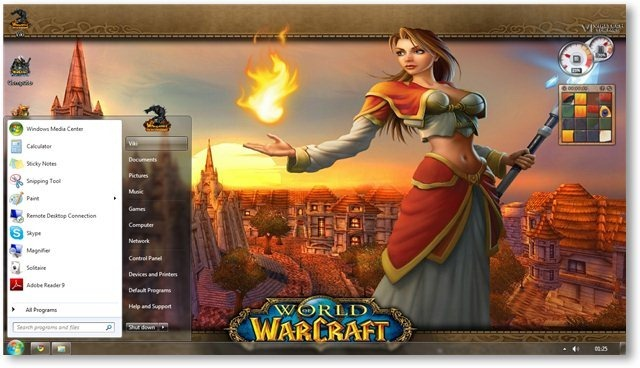 World of Warcraft Wallpaper 08- TechNorms