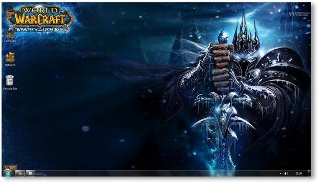 World of Warcraft Wallpaper 09- TechNorms
