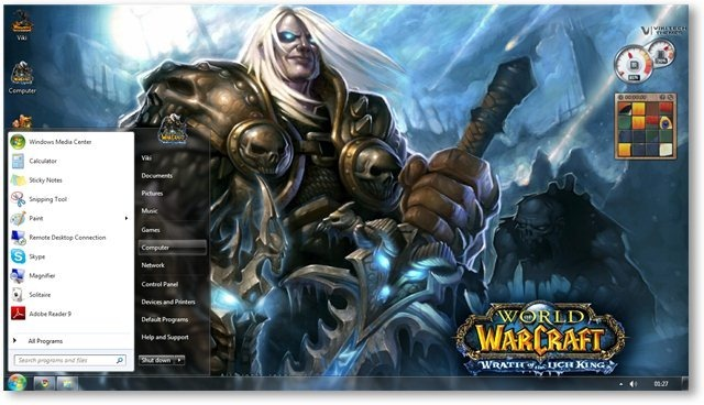 World of Warcraft Wallpaper 22- TechNorms