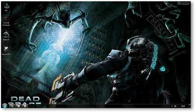 Dead Space Wallpaper 03 - TechNorms