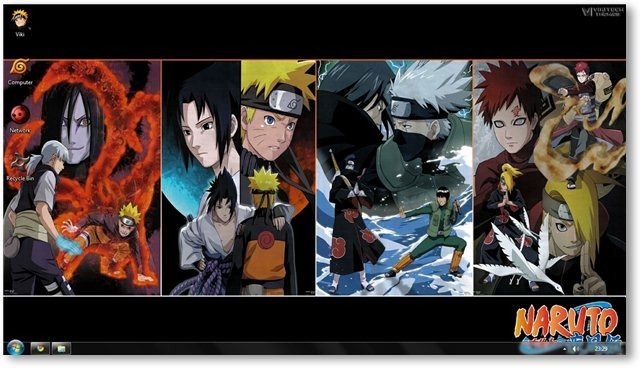 Naruto Shippuden Wallpaper 03 - TechNorms