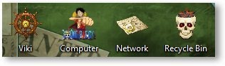 One Piece Icons 02 - TechNorms
