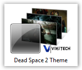 Dead Space 2 Windows 7 Theme