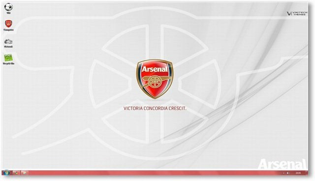 Arsenal Wallpaper 09 - TechNorms