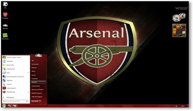 Arsenal Wallpaper 10 - TechNorms