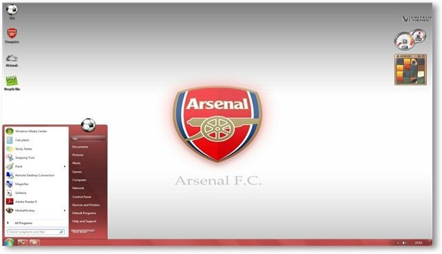 Arsenal Wallpaper 14 - TechNorms