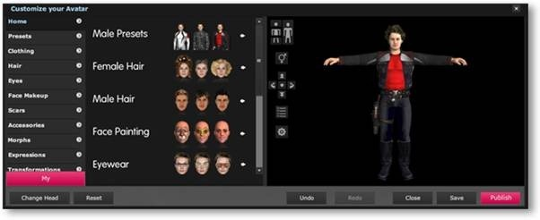 15 sites that let you create cartoons avatars from photos 3d creator online free