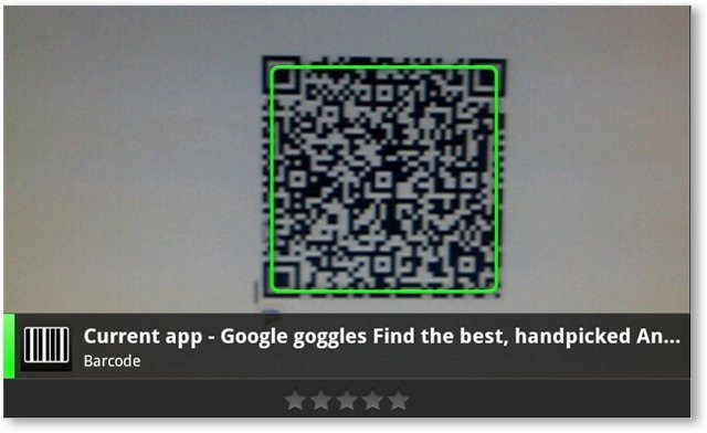 Google Goggles As A Scanner - TechNorms