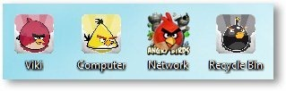 Angry Birds Icons- TechNorms