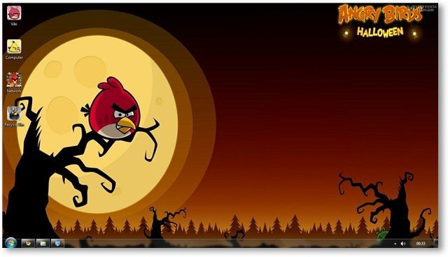 Angry Birds Wallpaper 07 - TechNorms