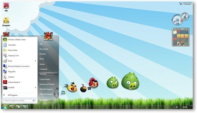 Angry Birds Wallpaper 10 - TechNorms