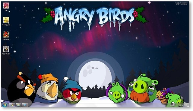 Angry Birds Wallpaper 13 - TechNorms