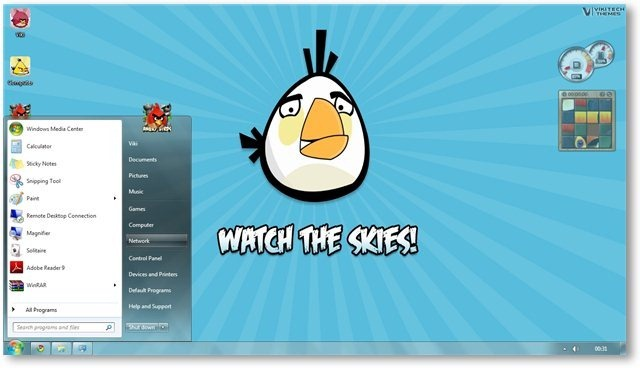 Angry Birds Wallpaper 14 - TechNorms