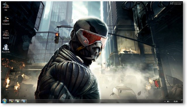 Crysis 2 Wallpaper 03 - TechNorms