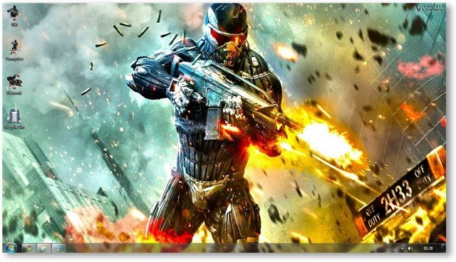 Crysis 2 Wallpaper 07 - TechNorms