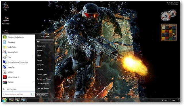 Crysis 2 Wallpaper 08 - TechNorms