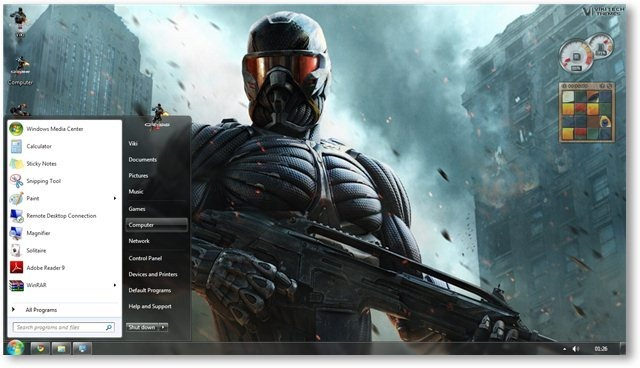 Crysis 2 Wallpaper 10 - TechNorms