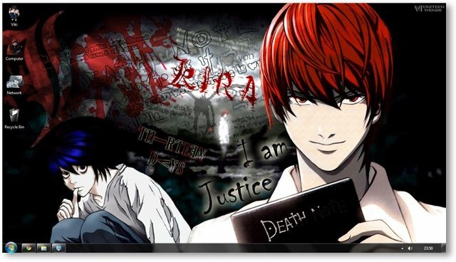 Death Note Wallpaper 03 - TechNorms