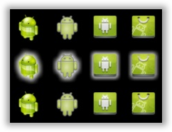 Android Robot Orb Pack