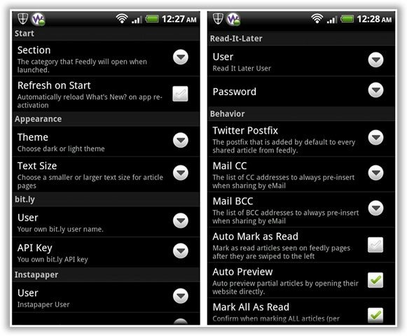 Feedly - Awesome RSS Feed Reader App for Android