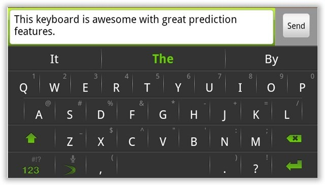 SwiftKey X Keyboard
