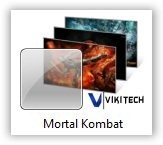 Windows 7 Mortal Kombat Theme