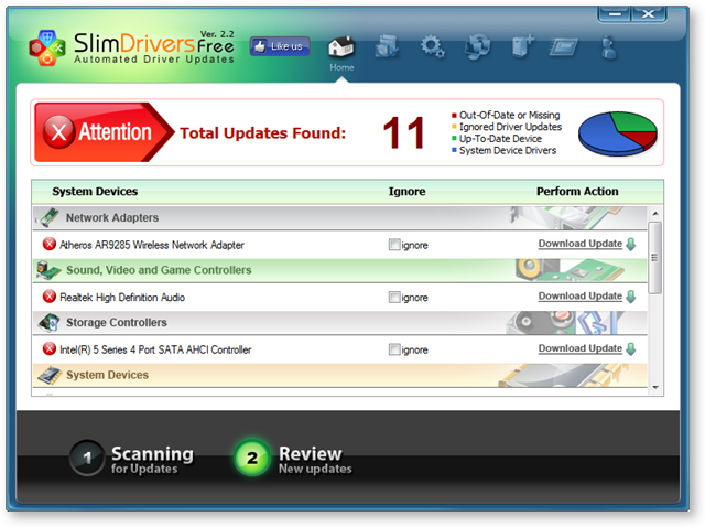 Drivers Update Made Easy