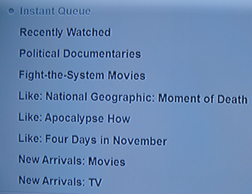 (18) Categories on Wii