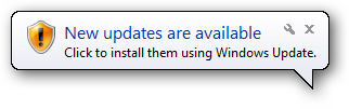 (4) new windows update pop up