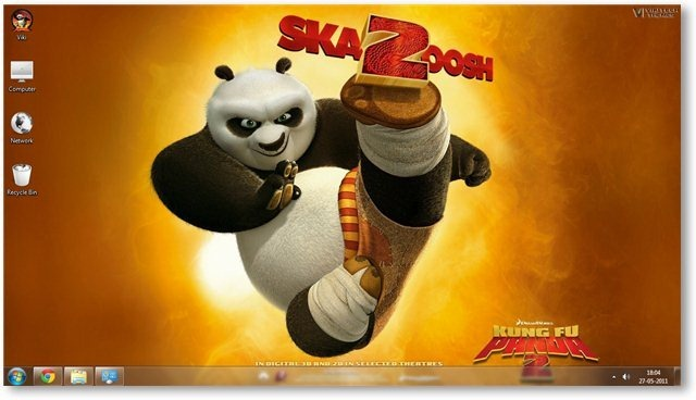 Kung Fu Panda 2 Wallpaper 01 - TechNorms