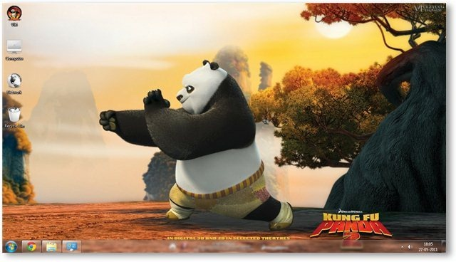 Kung Fu Panda 2 Wallpaper 15 - TechNorms