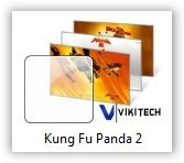 Kung Fu Panda 2 Windows 7 Theme