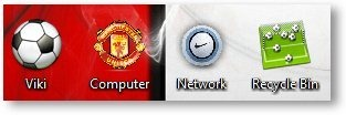 Manchester United Icons - TechNorms