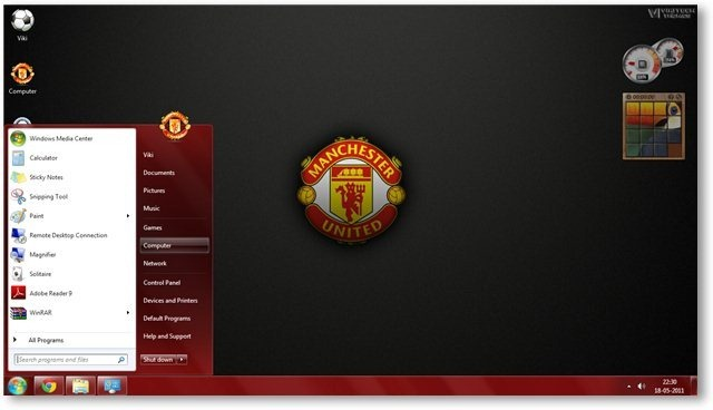 Manchester United Wallpaper 12 - TechNorms