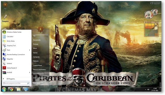 POTC - On Stranger Tides Wallpaper 08 - TechNorms