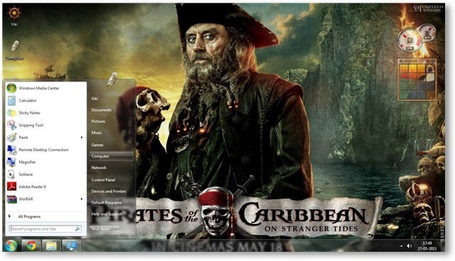 POTC - On Stranger Tides Wallpaper 10 - TechNorms